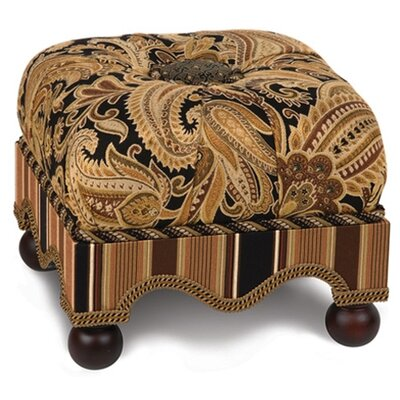 Eastern Accents Langdon Ottoman