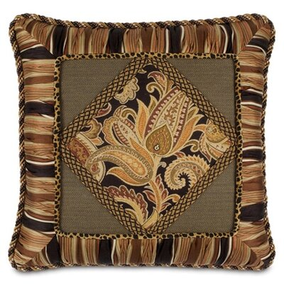Langdon Diamond Collage Throw Pillow