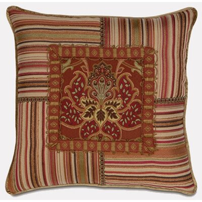 Toulon Collage Throw Pillow