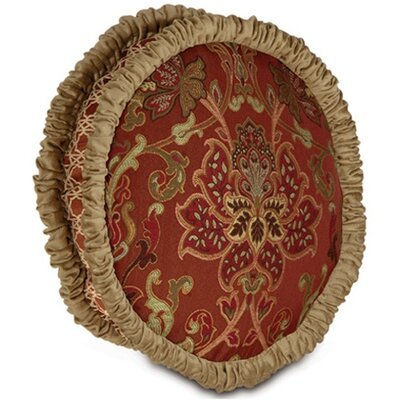 Toulon Tambourine Throw Pillow