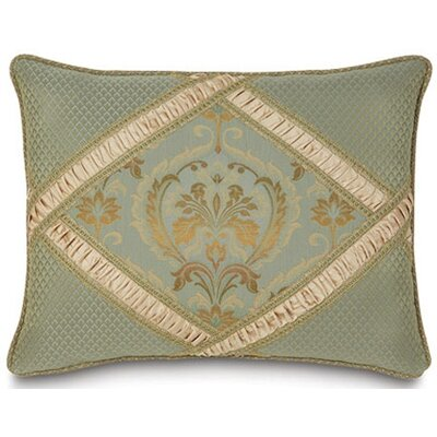 Winslet Diamond Sham Bed Pillow Size: Standard image