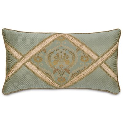 Winslet Diamond Sham Bed Pillow Size: King
