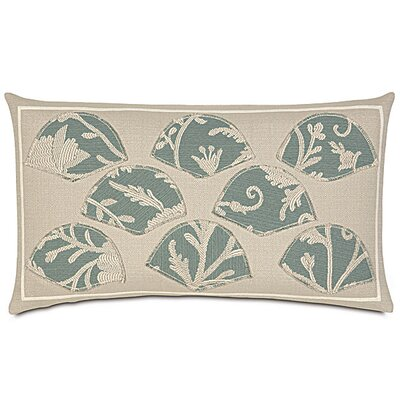 Avila Applique Lumbar Pillow