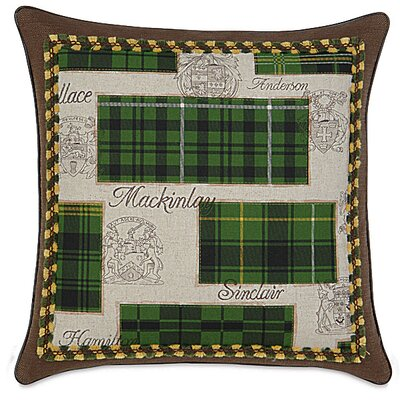 MacCallum Bordered Throw Pillow