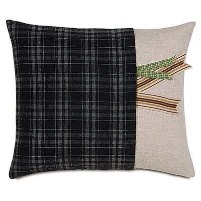 MacCallum Grainger Cuff and Ribbons Throw Pillow