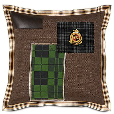 MacCallum Patchwork Throw Pillow