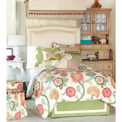 Portia Bed Skirt Size: California King