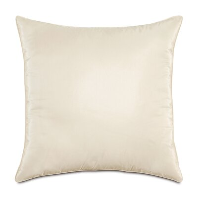 Freda Throw Pillow Size: 20 x 20, Color: Ivory