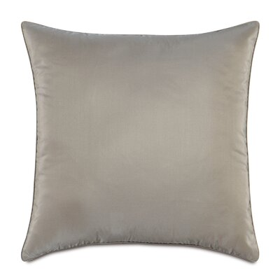 Freda Throw Pillow Color: Steel, Size: 15 x 26