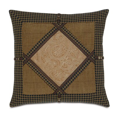 Aston Leinster Diamond Collage Throw Pillow