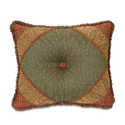 Glenwood Quentin Diamond Tufted Euro Pillow