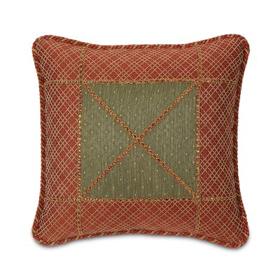 Glenwood Quentin Bordered Throw Pillow
