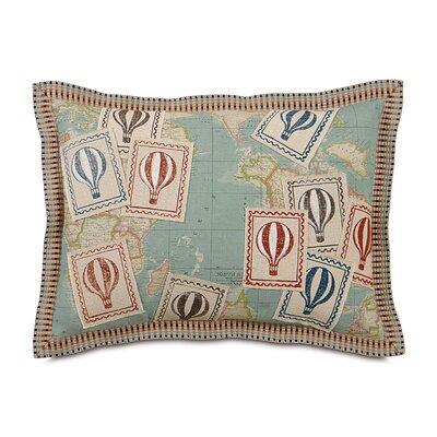 Kai Monde Printed Baloons Lumbar Pillow