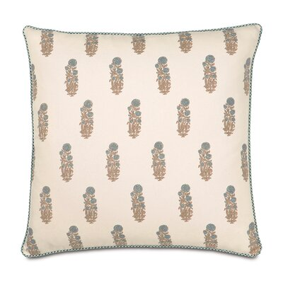 Kira Latika Throw Pillow Size: 27 x 27