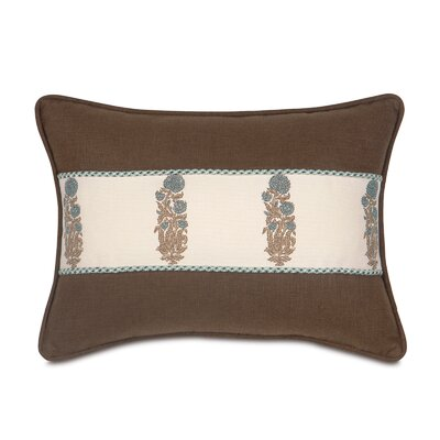 Kira Latika Cornflower Lumbar Pillow