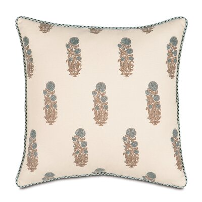 Kira Latika Throw Pillow Size: 18 x 18
