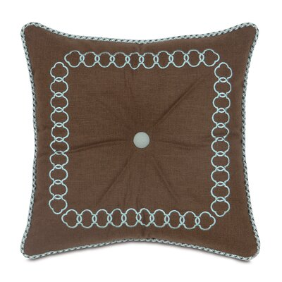 Kira Leon Tufted Throw Pillow