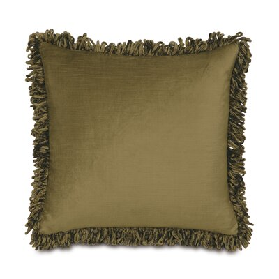 Lucerne Throw Pillow Color: Olive