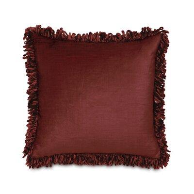 Lucerne Throw Pillow Color: Spice