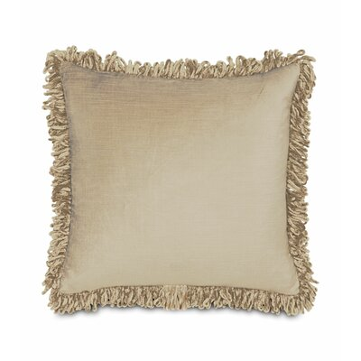 Lucerne Throw Pillow Color: Taupe
