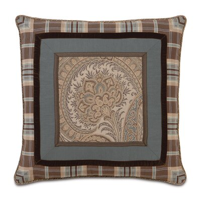 Powell Border Collage Throw Pillow