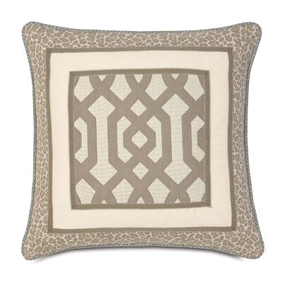 Rayland Border Collage Throw Pillow
