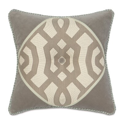 Rayland Diamond Tufted Throw Pillow