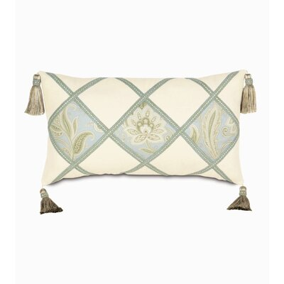 Southport Diamond Collage Lumbar Pillow