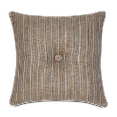 Avila Lambert Kilim Tufted Throw Pillow