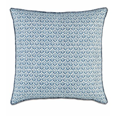 Ceylon Kari Iris Throw Pillow Size: 27 x 27