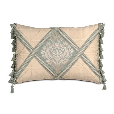 Carlyle Diamond Lumbar Pillow