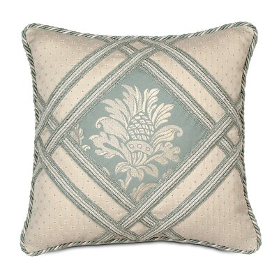 Carlyle Diamond Throw Pillow