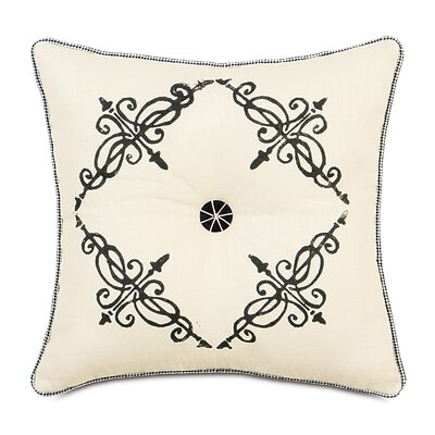 Evelyn Breeze Tufted Throw Pillow