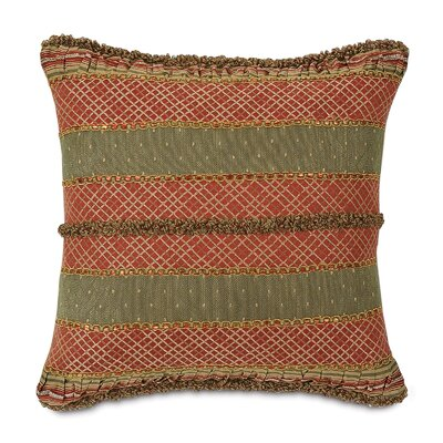 Glenwood Jerome Stripe Collage Throw Pillow