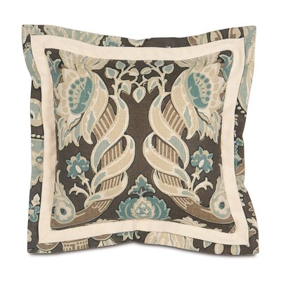 Kira Double Flange Throw Pillow