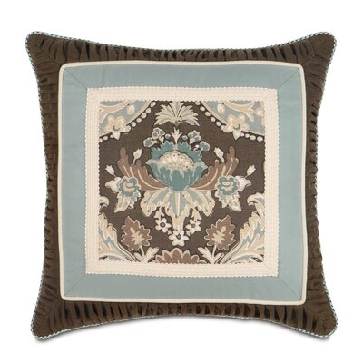 Kira Border Collage Throw Pillow