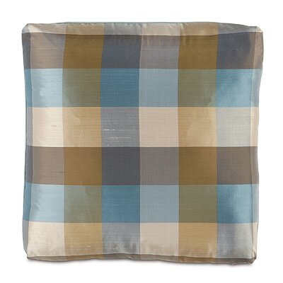 Kinsey Beckford Sky with Turkish Corners Throw Pillow
