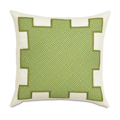 Portia Cato Stenciled Throw Pillow