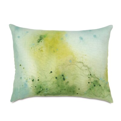 Portia Hand-Painted Lumbar Pillow