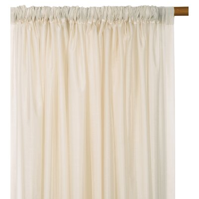 Ambiance Trevira Rod Pocket Single Curtain Panel