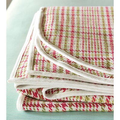 Portia Blight Rose Cotton Throw