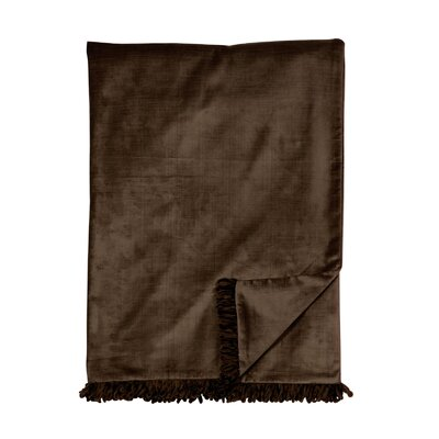 Lucerne Throw Color: Mocha