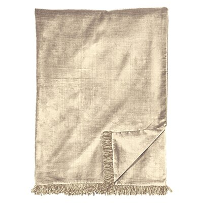 Lucerne Throw Color: Taupe