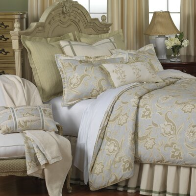 Southport Reversible Duvet Cover Set Size: Twin