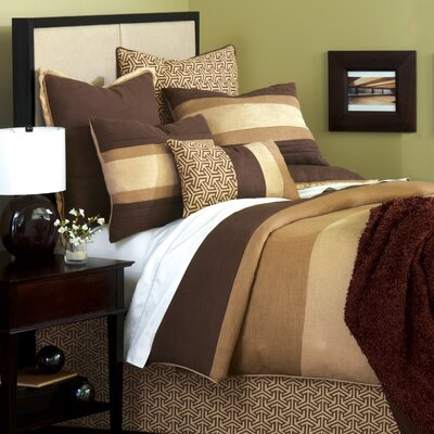 Mondrian Duvet Cover Set Size: Super King, Color: Multi-colored