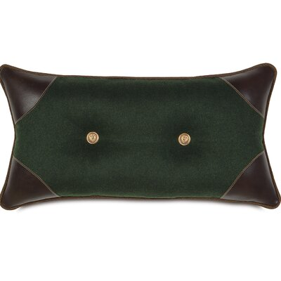 MacCallum Gable Tufted Lumbar Pillow