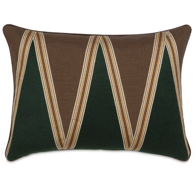 MacCallum Gable Border Lumbar Pillow