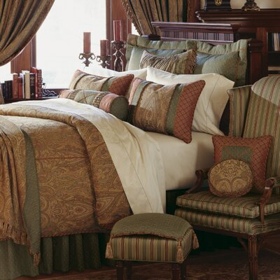 Glenwood Duvet Cover Set Size: King