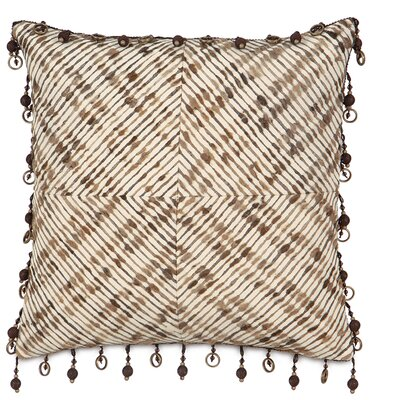 Michon Belin Silk Throw Pillow