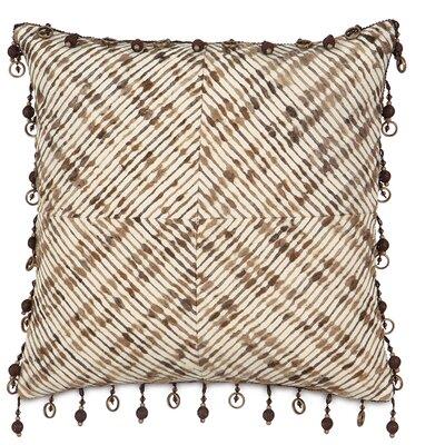 Michon Belin Silk Throw Pillow